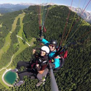 """Early-Bird"" Panoramaflug - erster Flug des Tages"