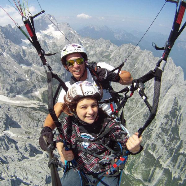 Gutschein für Panoramaflug Plus